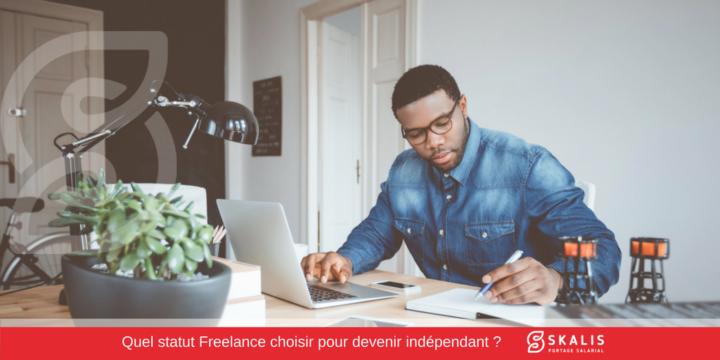 cover statut freelance