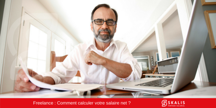 freelance calcul salaire net